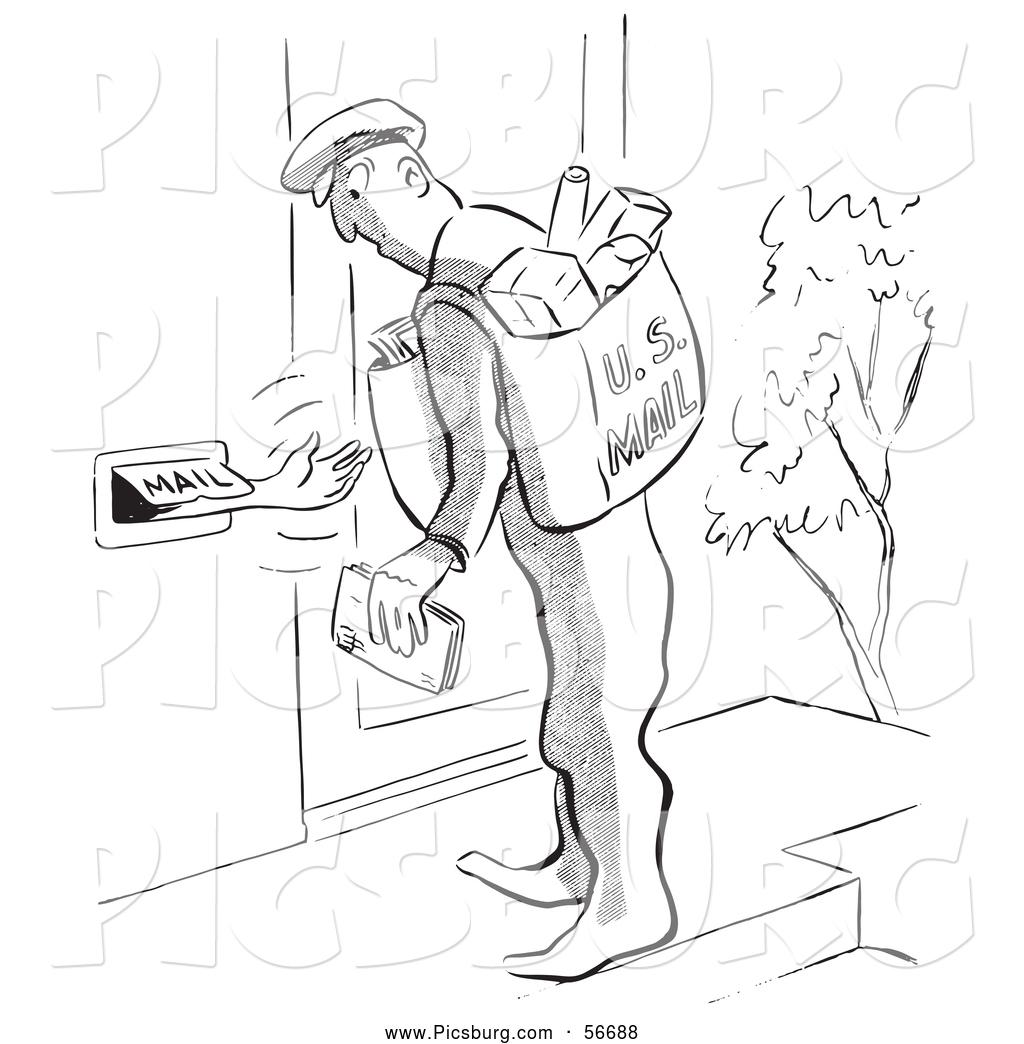 Mailbox Slot Clip Art